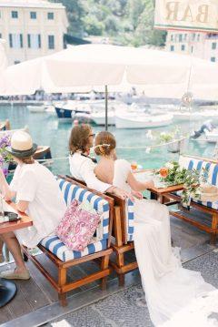 LeilaHafzi su BridesCom - Portofino